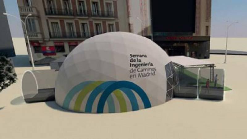 A golpe de bit - Visitamos el túnel de la innovación de Madrid - 08/10/19 - Escuchar ahora