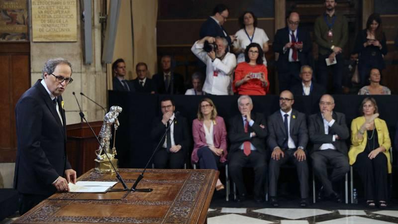 Las mañanas de RNE con Íñigo Alfonso - El Gobierno catalán ante la sentencia del 'procés' - Escuchar ahora