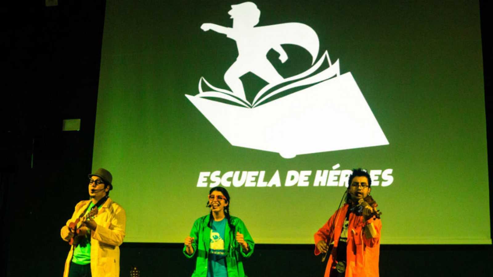 Educar para la paz - Escuela de héroes - 08/10/19 - escuchar ahora