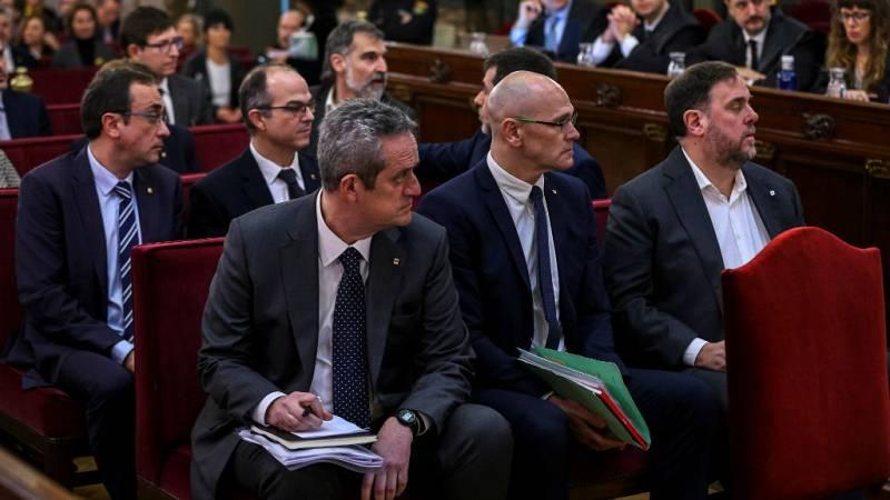 Las mañanas de RNE con Íñigo Alfonso - Juicio del 'procés': turnos finales de palabra - Escuchar ahora