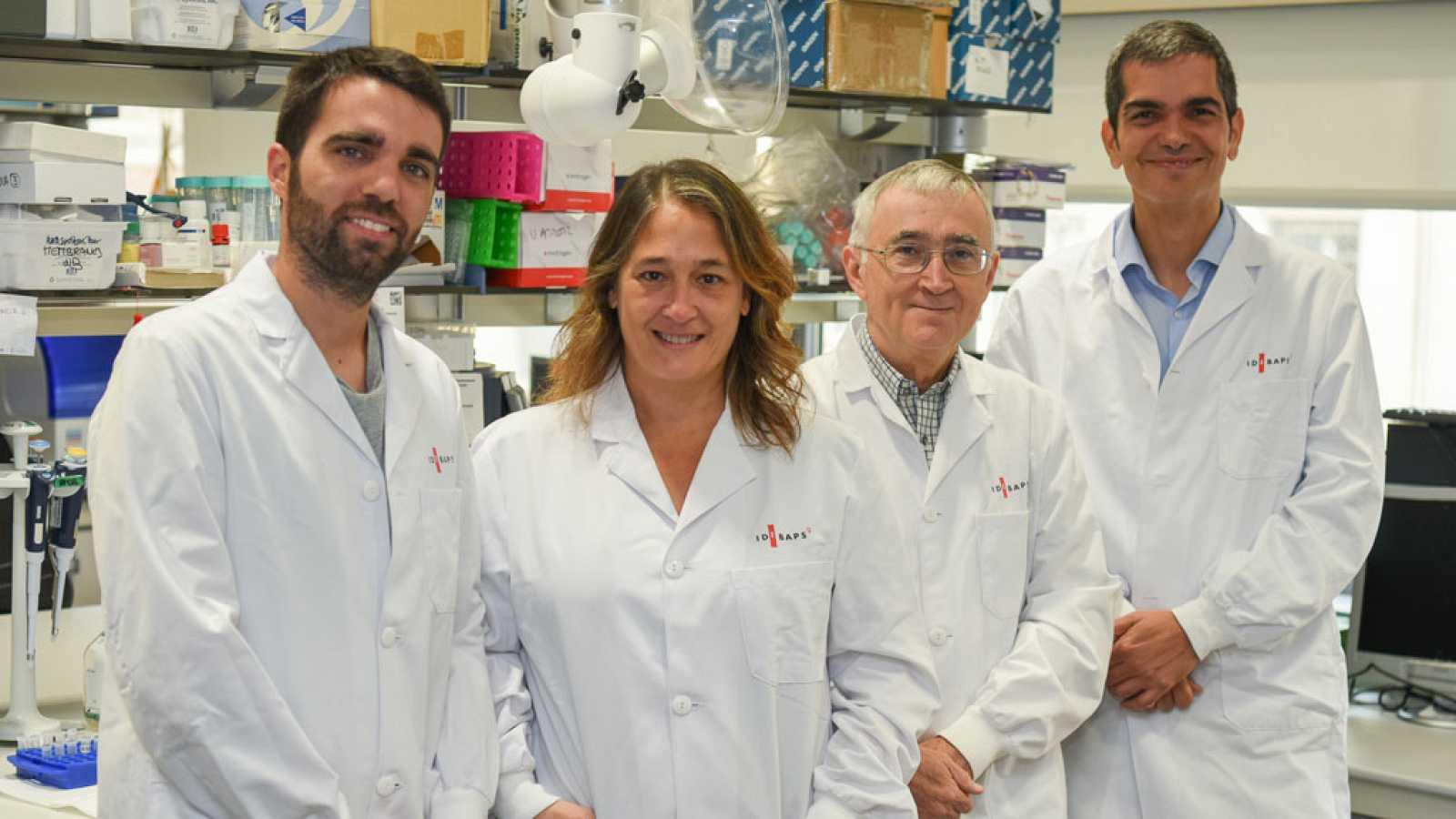 Las mañanas de RNE con Íñigo Alfonso - Hallan mutaciones del cáncer en una zona no explorada del genoma - Escuchar ahora