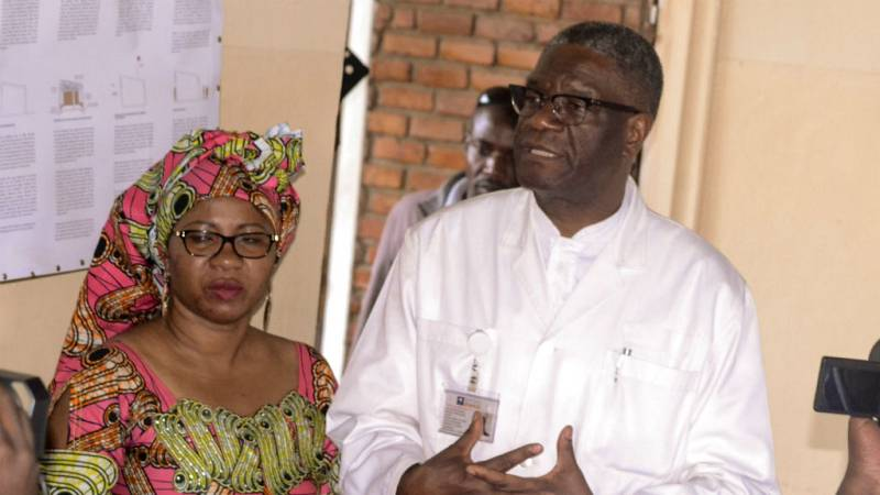 Reportajes 5 continentes - Denis Mukwege: un nobel que busca justicia - Escuchar ahora