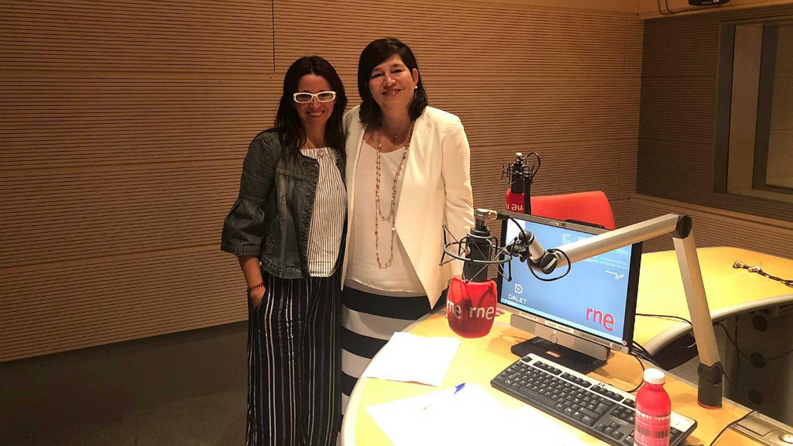 Con voz propia - Carolina Godayol: El arte de ser líder audiovisual - 11/10/19 - Escuchar ahora