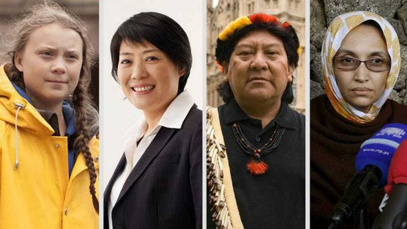 Mundo aparte - Nobel alternativo para el defensor de los indígenas - 13/10/19 - Escuchar ahora
