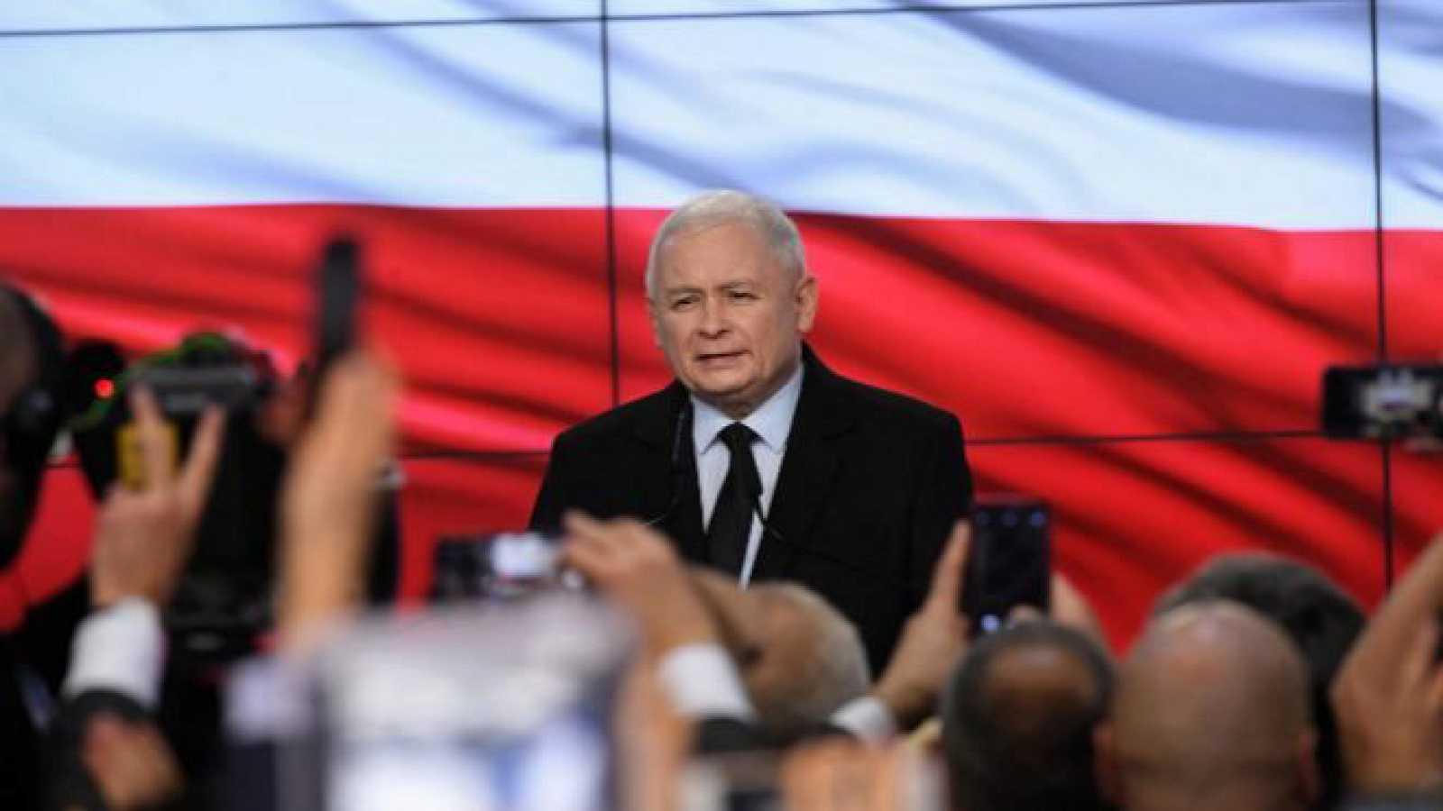 Europa abierta - Triunfo de los ultranacionalistas de Kaczyski en Polonia - Escuchar ahora