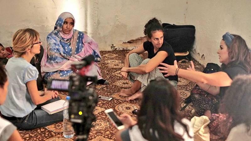 Mujeres saharauis, pilares de las familias y la salud en los campos - Escuchar ahora