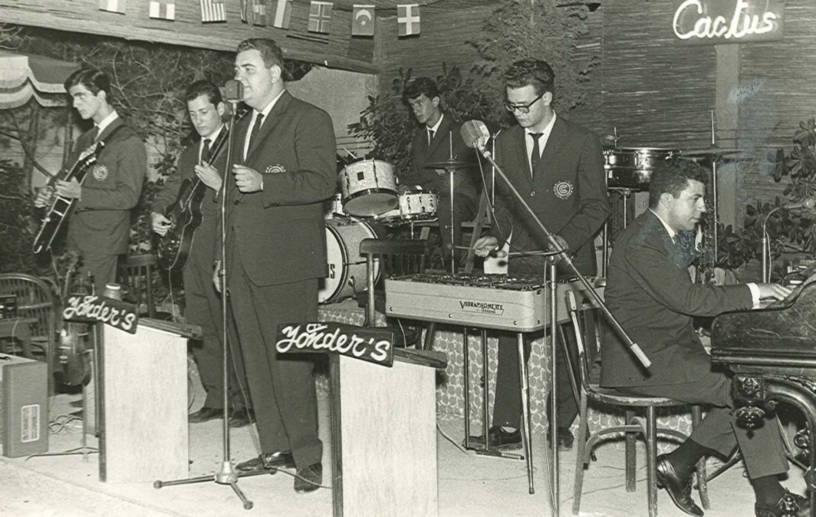 Club Trébol - Conjunts universitaris a la Barcelona dels 50's i 60's