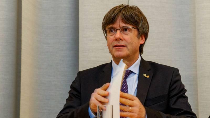 Las mañanas de RNE con Íñigo Alfonso - Puigdemont comparece ante la Fiscalía de Bruselas - Escuchar ahora