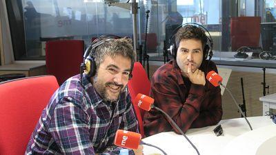 Las mañanas de RNE con Pepa Fernández - Estopa - Escuchar ahora
