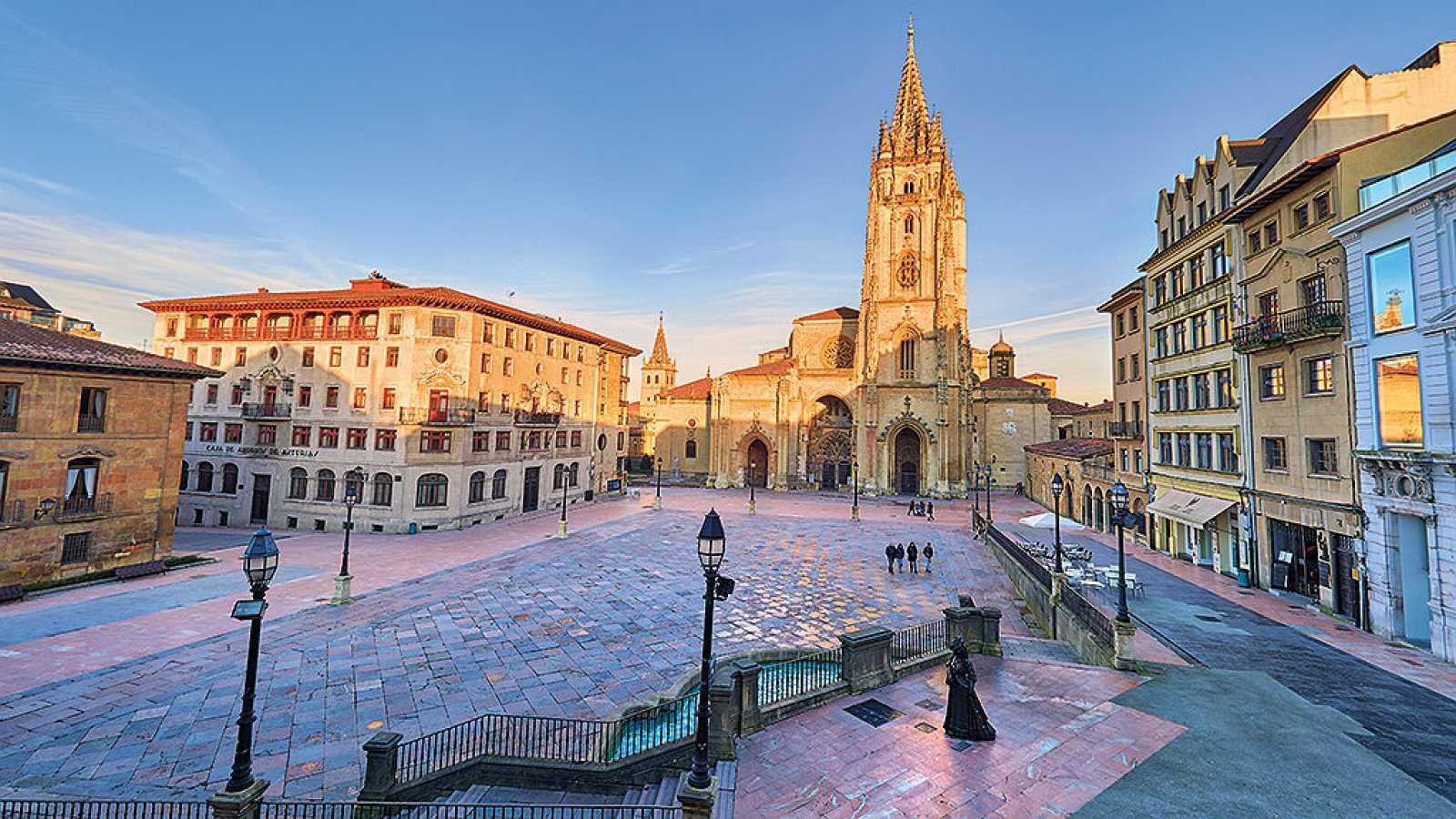 Oviedo, naturaleza y patrimonio
