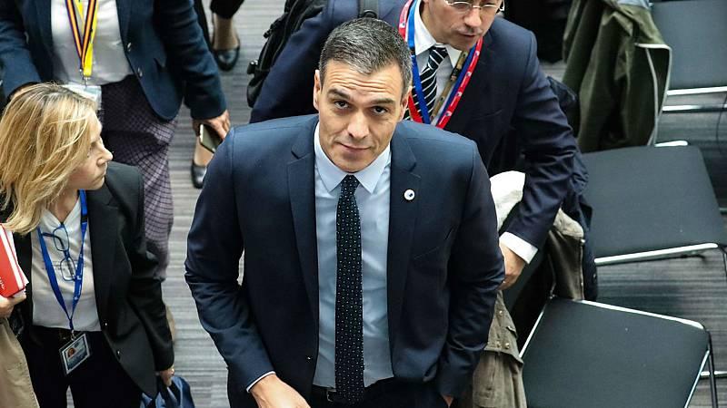 Boletines RNE - Torra telefonea a Sánchez que rechaza la llamada por no condenar la violencia - Escuchar ahora
