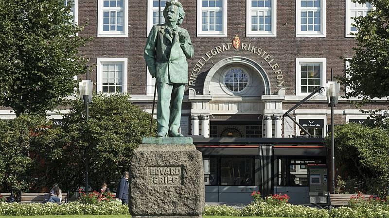 Cuaderno de notas -  La sinfonía silenciada de Edvard Grieg - 22/10/19 - escuchar ahora