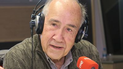 Las mañanas de RNE con Pepa Fernández - Joan Margarit - Escuchar ahora