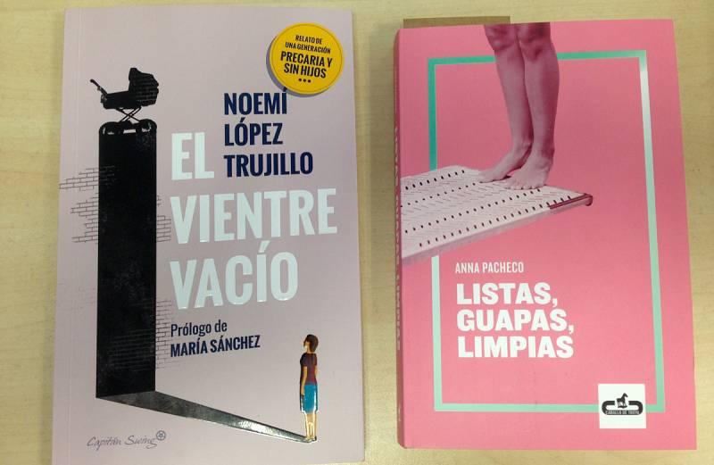 Els feminismes d'Anna Pacheco i Noemí López Trujillo