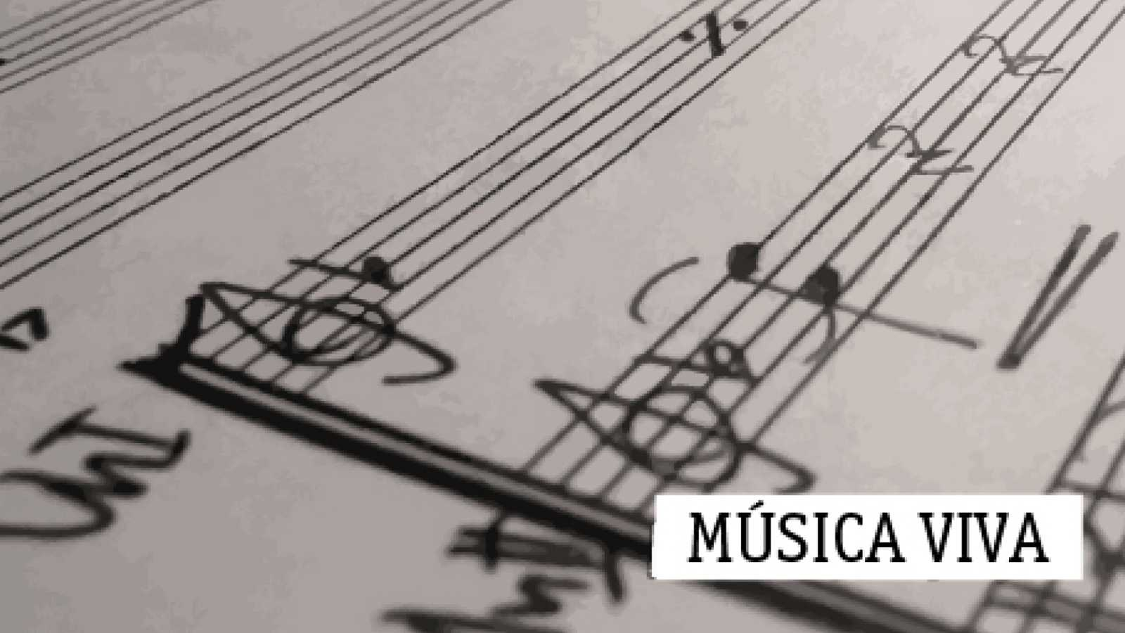 Música viva - Temas de música viva: antigua vs contemporánea - 27/10/19 - escuchar ahora