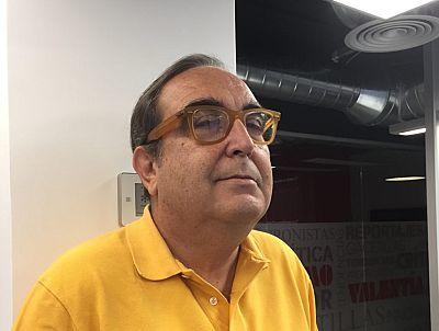 """24 horas - Ramón de España: """"Este país no sabe qué hacer con el presente, le da miedo el futuro y se refugia en el pasado"""" - Escuchar ahora"""