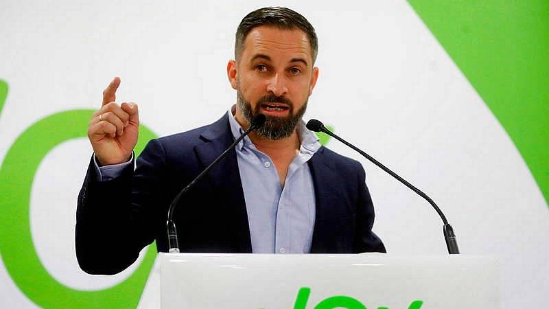 """Las mañanas de RNE con Íñigo Alfonso - Abascal (Vox): """"Sánchez y el PSOE solo buscan atizar el enfrentamiento entre españoles"""" - Escuchar ahora"""