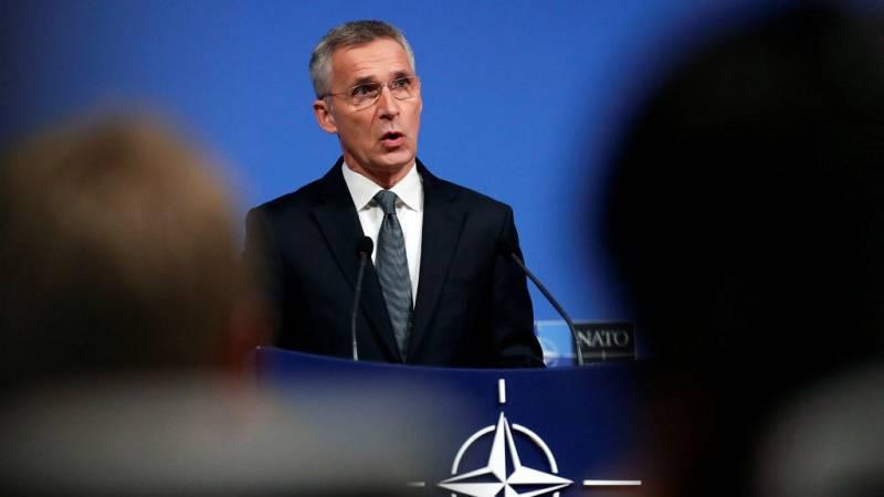 Crónica internacional - La OTAN debate qué hacer con Turquía - Escuchar ahora