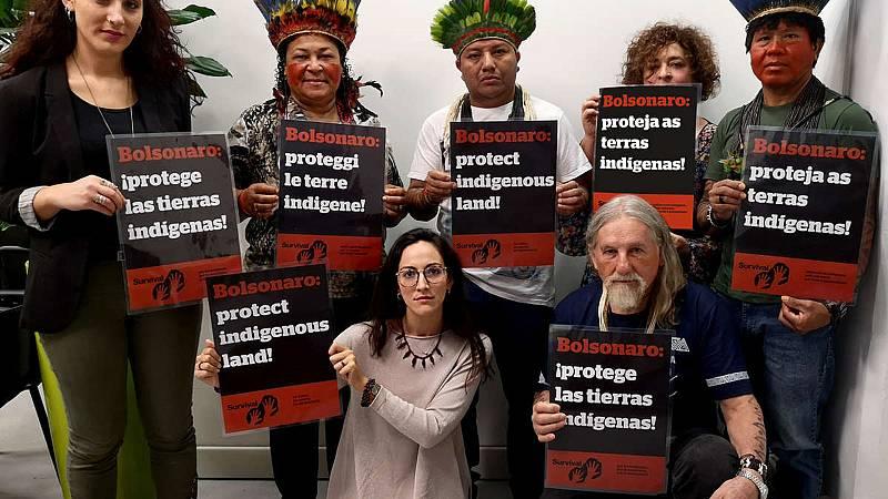 Vida verde - Amazonas - 23/10/19 - escuchar ahora