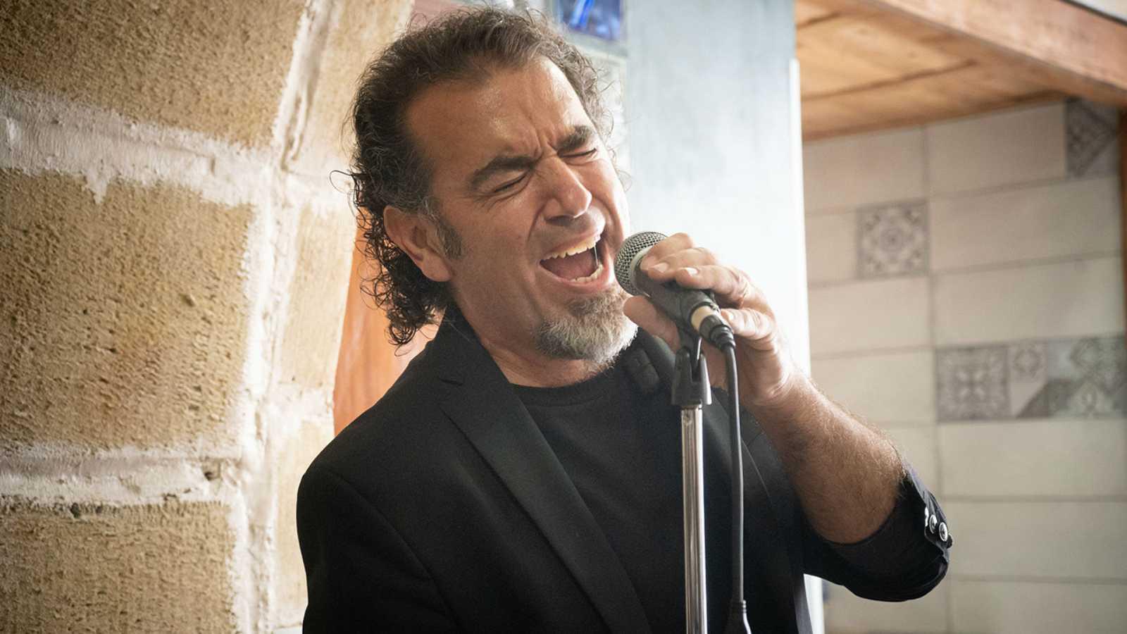 Contraste flamenco - David Lagos: 'Hodierno' - 26/10/19 - Escuchar ahora