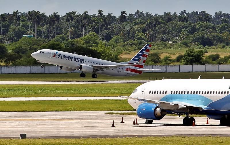 Estados Unidos prohíbe vuelos a Cuba, con excepción de La Habana - Escuchar ahora