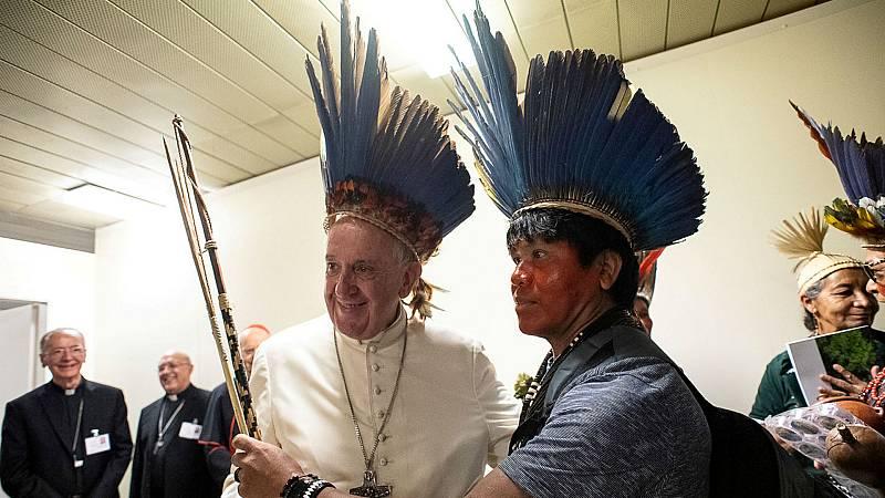 24 horas fin de semana - Sínodo sobre Amazonía pide ministerios para las mujeres y estudiar diaconisas - Escuchar ahora