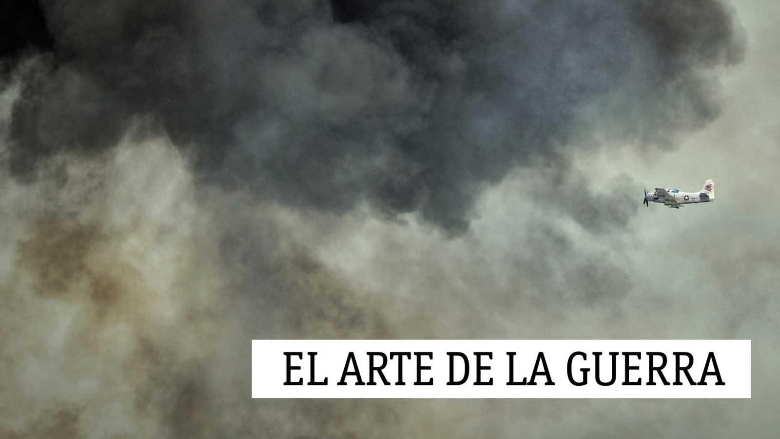 El Arte de la guerra - Juana de Arco: Segunda parte - 26/10/19 - escuchar ahora