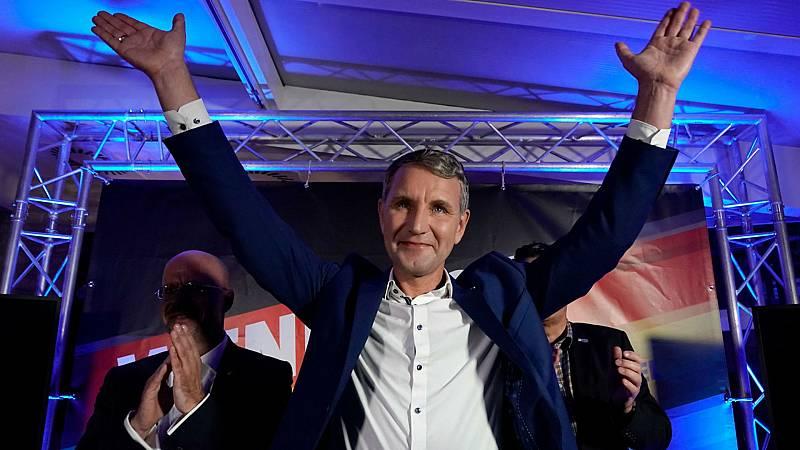 La Izquierda gana las elecciones de Turingia y AfD dobla su resultado - Escuchar ahora
