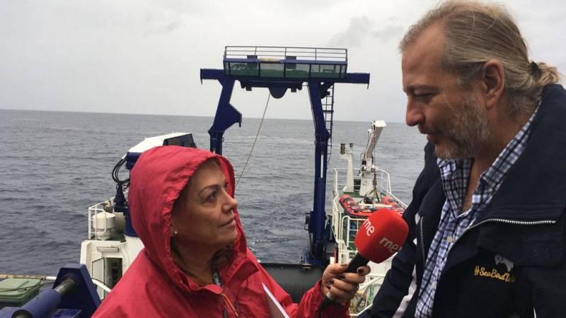Las mañanas de RNE con Íñigo Alfonso - LIFE INTEMARES: la ciencia al servicio del medio ambiente marino - Escuchar ahora