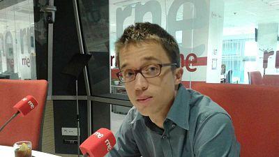 """Las mañanas de RNE con Íñigo Alfonso - Errejón: """"El indulto y otras medidas penitenciarias no se pueden descartar"""" - Escuchar ahora"""