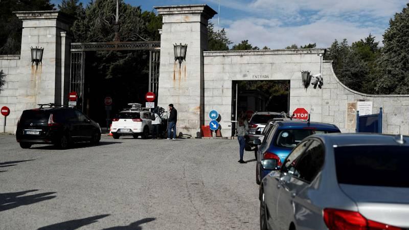 Boletines RNE - El Valle de los Caídos vuelve a abrir sus puertas tras la exhumación de Franco - Escuchar ahora