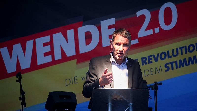 Europa abierta - Turingia: el preocupante ascenso de la extrema derecha en Alemania - escuchar ahora