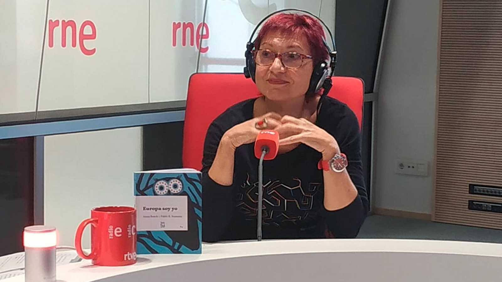 Las mañanas de RNE con Íñigo Alfonso - Anna Bosch y Pablo Suanzes 'son Europa' - Escuchar ahora