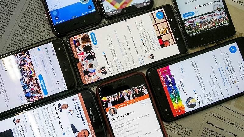 14 horas - La campaña electoral se juega en las redes sociales - Escuchar ahora