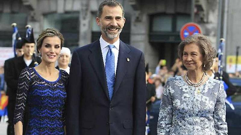 La España invertebrada - Premios Principe de Asturias - 01/11/19 - Escuchar ahora