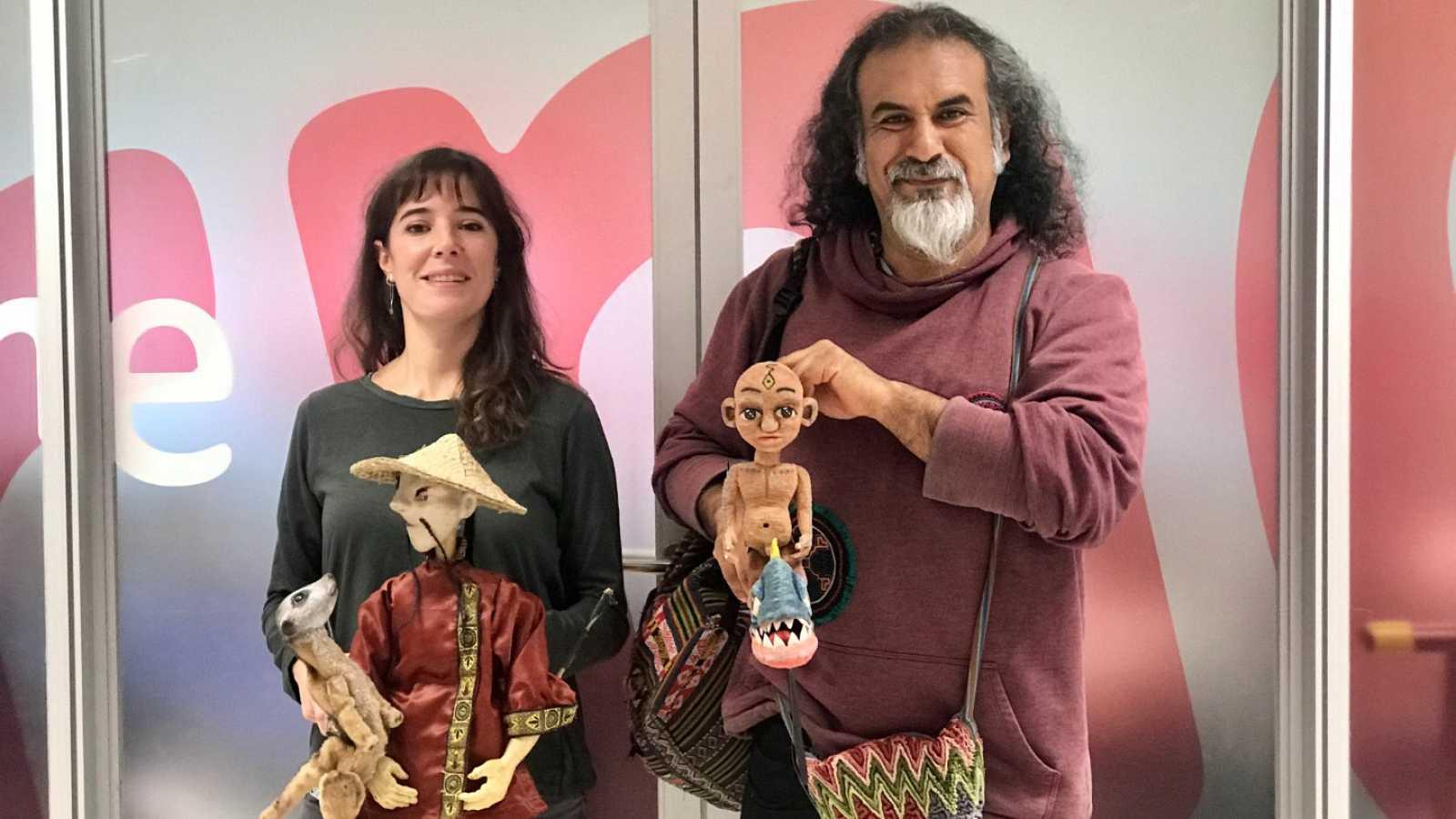 Solamente una vez - Títeres, Entre piedras y cipreses, agenda cultural y economía - 01/11/19 - escuchar ahora