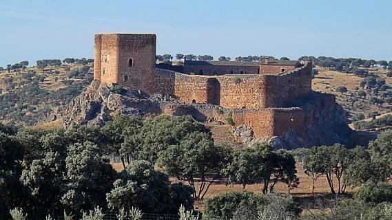 La España de los castillos