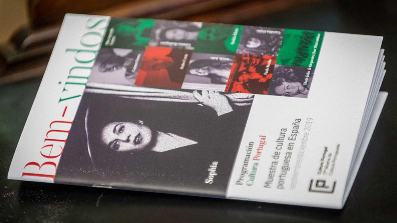 Hora América -  Cultura Portugal. Muestra de cultura portuguesa en España - 3/11/19 - Escuchar ahora