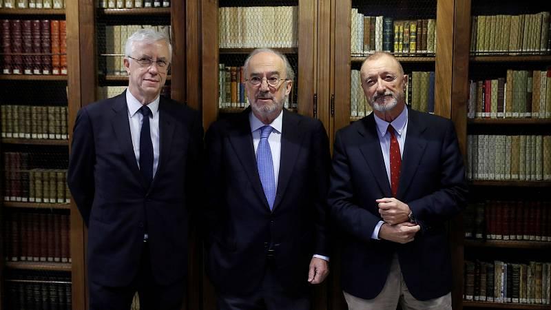 14 horas - Las academias de la lengua española se reúnen en Sevilla - Escuchar ahora