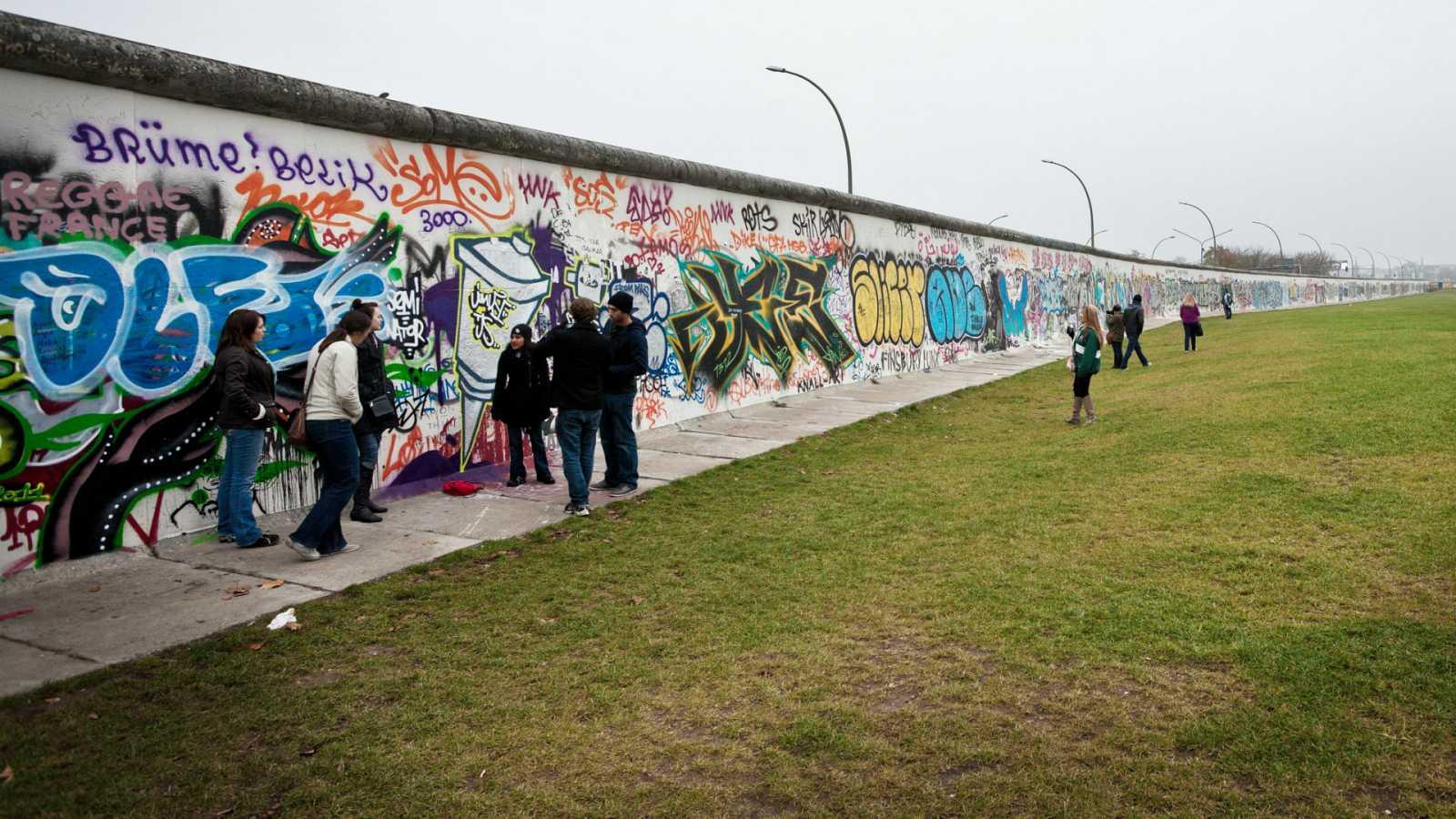 Canal Europa - Agenda cultural: Berlín, 30 años sin muro - 05/11/19 - Escuchar ahora