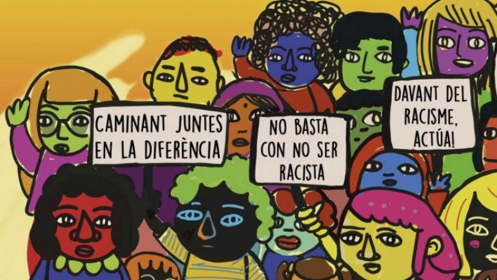 Territori Clandestí 05/11/19 Raval(s). El Raval més antiracista