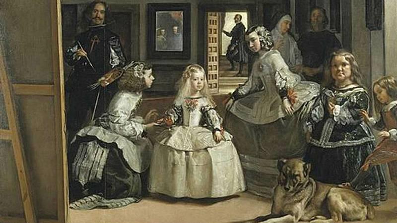 """El gallo que no cesa - Punto de fuga: """"Las meninas"""" de Velázquez - Escuchar ahora"""