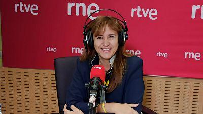 """Las mañanas de RNE con Íñigo Alfonso - Laura Borràs (JxCat): """"Es difícil encontrar diferencias entre PP y PSOE con respecto a Cataluña"""" - Escuchar ahora"""