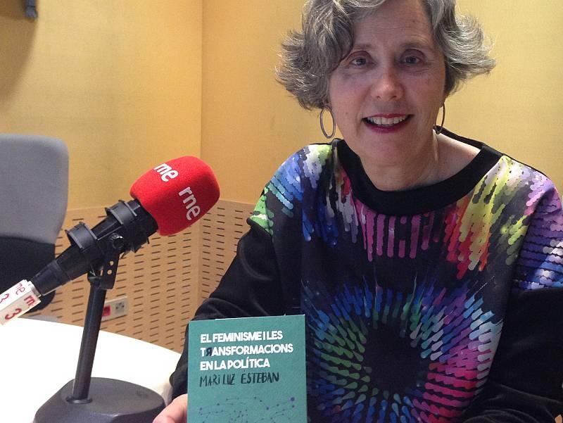 Una conversa amb Mari Luz Esteban