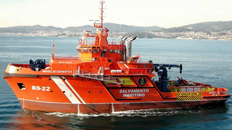 Boletines RNE - Rescatados los cuerpos sin vida de tres inmigrantes en Lanzarote - Escuchar ahora