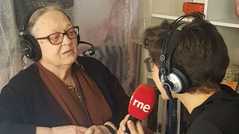 """Todo Noticias - Mañana - Anna Ferrer: """"En India nos dicen que la Fundación ha cambiado sus vidas"""" - Escuchar ahora"""