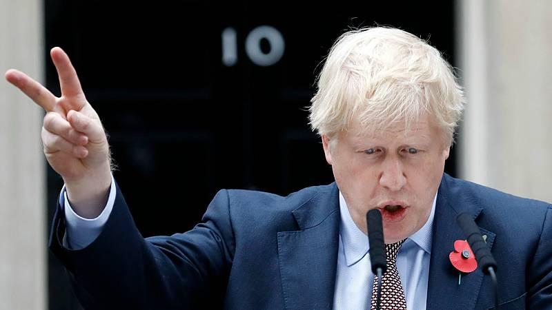 14 horas - Primer día de campaña en el Reino Unido - Escuchar ahora