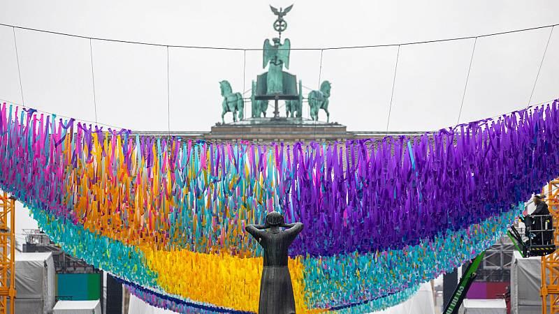 Las mañana de RNE con Íñigo Alfonso - 30 años de la caída del muro de Berlín - Escuchar ahora