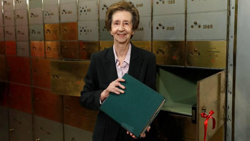Boletines RNE - Muere la investigadora, Margarita Salas, a los 80 años - Escuchar ahora