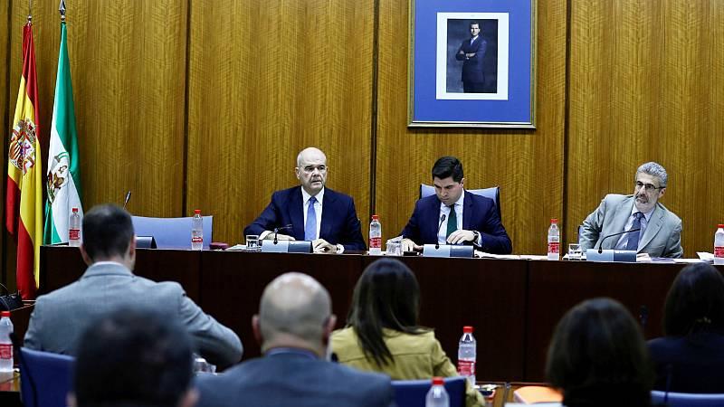 """14 horas - Chaves abandona por """"electoralista"""" la comisión que investiga los cursos de formación - Escuchar ahora"""
